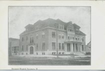 Image of Postcard - Sycamore Hospital