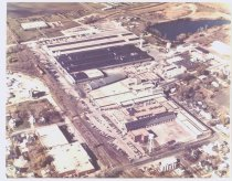Image of Aerial view of Anaconda Wire & Cable Company, Sycamore,Illinois - Photograph