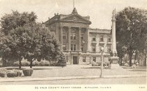 Image of Postcard - Courthouse