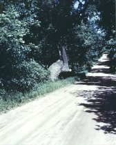 Image of Indian Trail Marker on Lloyd Road - Photograph