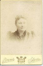 Image of Rosina Paine Dutton, 1891 - Photograph