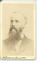 Image of E. F. Dutton, 1878 - Photograph