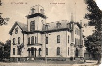 Image of Postcard - Central School