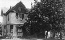 Image of Postcard - House at 473 East Elm Street