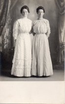 Image of Postcard - 2 Young Women