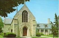 Image of Postcard - St. John Evangelical Lutheran Church