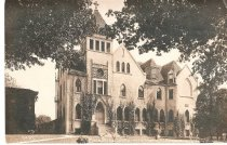 Image of Postcard - Waterman Hall