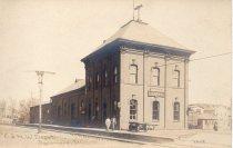 Image of C. & N.W. Depot