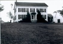 Image of Home on the original Engh Farm, now the home of Sycamore History Museum - Photograph