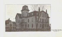 Image of Postcard - Central School