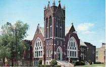 Image of Postcard - United Methodist Church