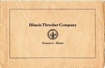 Image of Document - Illinois Thresher Company