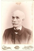 Image of Unidentified Man - Photograph