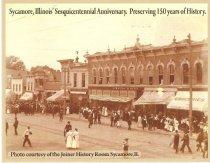 Image of Postcard - Sesquicentennial Anniv. postcard