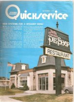 Image of Magazine - Magazine, 1971 with article about Sip N Dip drive in
