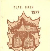Image of Federated Church Year Book 1977