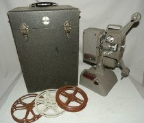 Image of Projector, Motion Picture -