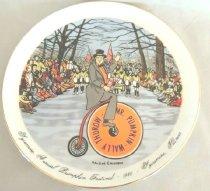 Image of Plate, Commemorative -