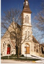 Image of St. Peter's Episcopal Church - Photograph