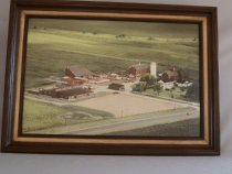 Image of Ariel View of the Engh Farm - Picture