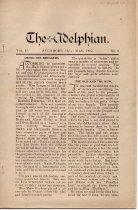 Image of Yearbook - The Adelphian, May 1902