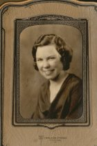 Image of Marion Latty Erlenborn, Sycamore, Illinois. - Photograph