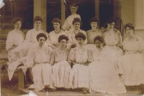 Image of Group of women, Sycamore, Illinois - Photograph