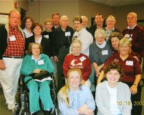 Image of Orphan Train Heritage Society Volunteers - Photograph