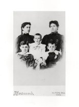 Image of Orphan Train Family - Photograph