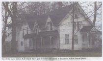 Image of Kellogg House, had been part of the Underground Railroad - Photograph