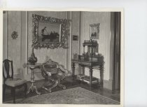Image of Oriental Chair in Dutton Home - Photograph