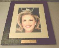 Image of Miss Kishwaukee Pageant, Miss Kishwaukee Valley 1998,  Amanda Meadows