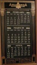 Image of Calendar -