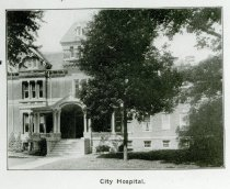 Image of Sycamore, Illinois Municipal Hosptial - Photograph