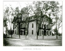 Image of Central School - Photograph