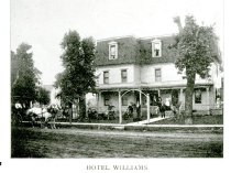 Image of Williams Hotel in Sycamore, Illinois