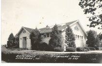 Image of Postcard - Sycamore Bath House