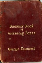 Image of Book - Birthday Book of American Poets