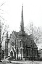 Image of Universalist Church, 1876 - Photograph