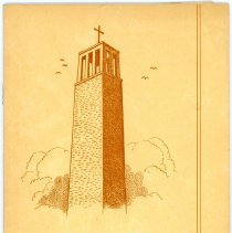 Image of Dedication Booklet, Zion Lutheran Church