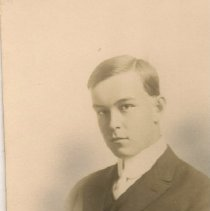 Image of Photo from Westford Academy: Edward Read, 1914