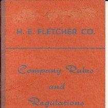 Image of W.2003.113 - Manual, Employee