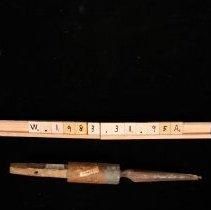 Image of W.1983.31.95a - Bit, Bridle