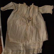 Image of W.1985.4.35e - Dress, baby