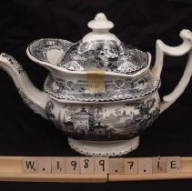 Image of W.1989.7.1e - Teapot