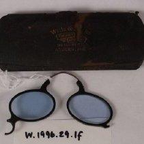 Image of W.1996.29.1f - Eyeglasses