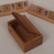 Image of W.1998.28.3 - Box