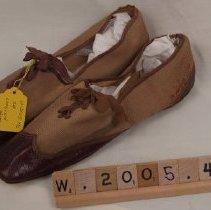 Image of W.2005.41c - Shoe