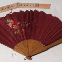 Image of W.2008.13.6.11 - Fan, Hand