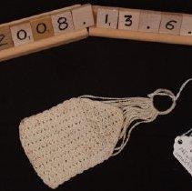 Image of W.2008.13.6.28 - Amulet bag